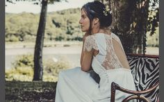We just love Laure De Sagazan wedding dresses and bridal separates, pretty, delicate, romantic and oh-so-chic! With gorgeous photography by Laurent Nivalle. Bridal Musings, Laura Lee, Wedding Men, Wedding Blog, Wedding Ideas, Wedding Hair, Wedding Stuff, Long Beach, Bridal Gowns