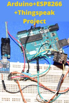 Learn how to build an IoT project with the nifty wifi module and free IoT Platform Esp8266 Projects, Iot Projects, Electronics Projects, Esp8266 Wifi, Humidity Sensor, Arduino, Nifty, Platform