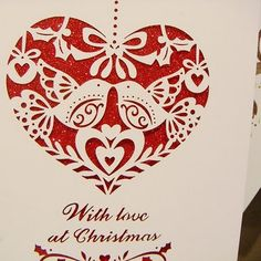 The craft of papercutting is one of my favourite. I might have to make one for the project.