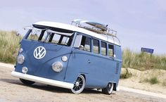 Dear Santa - All I want for Christmas is a VW camper van