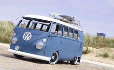 Dear Santa - All I want for Christmas is a VW camper van