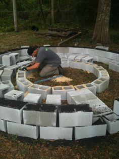 Mandala garden    https://www.facebook.com/pages/Going-Green-Tampa/480582670220?sk=wall