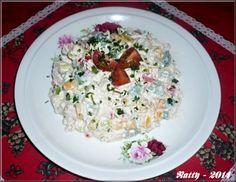 Kuřecí salát s jogurtem Grains, Rice, Fitness, Food, Essen, Meals, Seeds, Yemek, Laughter