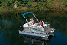 I want a mini pontoon boat