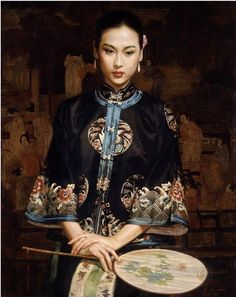 Chen Yifei - Waiting