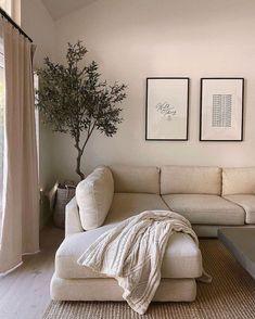 Home Living Room, Living Room Designs, Living Room Decor, Dream Home Design, Home Interior Design, Apartment Interior, Apartment Living, Living Room Inspiration, Home Decor Inspiration