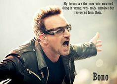 """""""Bono Vox"""" philosophy."""