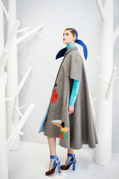Photo Diary: Behind-the-Scenes at Delpozo Fall 2015  - HarpersBAZAAR.com