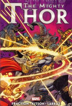 Midtown Comics Deal of the Day for 2/26/14: Mighty Thor by Matt Fraction Vol 3 HC for 60% off.