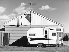 Robert Adams | The Place We Live | Yale University Art Gallery - Denver, Colorado, 1973