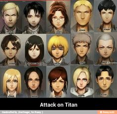 Origins of attack on titan character Mikasa, Levi X Eren, Armin, Attack On Titan Game, Otaku, Fanart, Ereri, Anime Kawaii, Anime Manga