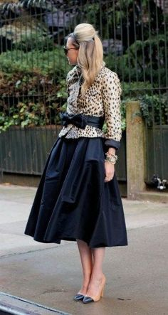 Fashion for the Home – Sophisticated Leopard Print