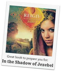 REIGN, The Chronicles of Queen Jezebel by Ginger Garrett is a fascinating and well-researched biblical novel about the woman who seduced the hearts of God's people by inciting Israel to worship Baal.  ISBN: 1434765962 Publisher: David C. Cook (May 1, 2013)  And many of your other favorite biblical novels at http://www.mesuandrews.com/about-mesu/mesus-library/