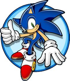 Sonic the Hedgehog, one of my favorites lately for some reason.  Recently got into his Archie adventures (No joke)!!!