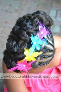 Hairstyles for Little Girls With Natural Hair