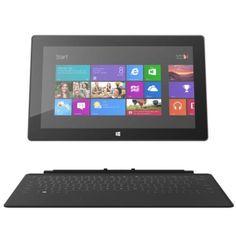 Ya está aquí el nuevo Microsoft Surface (en 32 y 64 GB)