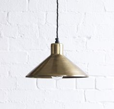 We modelled this on a pendant we saw in shop in Copenhagen.  It has all the Scandi cool you could wish for, whilst being sleek and classic
