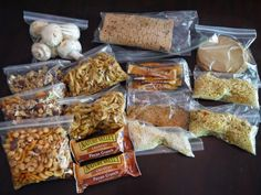 What's in My Backpack: Vegan Hiking Food Edition