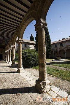 Claustro De Los Reyes In The Convento De San Esteban, Salamanca  #CastillayLeon #Spain | Spain | Pinterest | Spain., The Ou0027jays And In