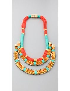 Love, love love Holst + Lee jewelry, coveting for someday!