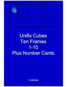 free counting cubes clipart for math created by charlotte s clips rh pinterest com Ten Unifix Cubes Clip Art Snap Cubes Clip Art