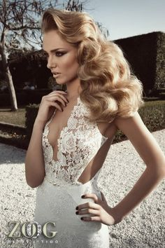 Wedding Dresses by Zoog Studio {2013 Collection}