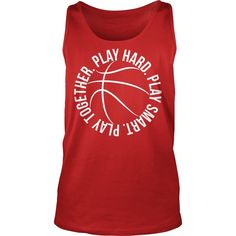 Play Hard Play Smart Play Together #Basketball , Order HERE ==> https://www.sunfrog.com/Sports/116958204-526519769.html?29538, Please tag & share with your friends who would love it , #superbowl #renegadelife #jeepsafari