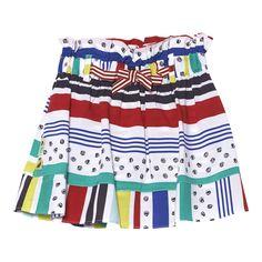 Deux Par Deux | Coquette Pastèque Collection #ss15 #skirt #fashion #jupes #filles #modes
