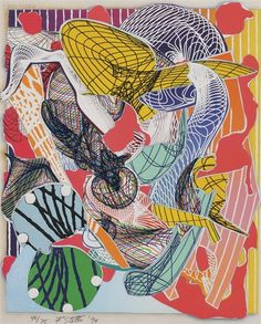 Limanora - Frank Stella - WikiArt.org More