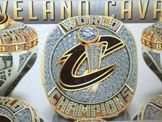 Cavaliers to give title rings to Quicken Loans Arena staff