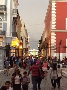 Take a tour of Old San Juan and check out colorful architecture along cobblestone streets.