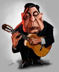 Atahualpa Yupanqui, Folcklore musician