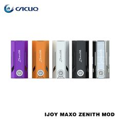 >> Click to Buy << 100% Original IJOY MAXO ZENITH MOD Vape Mod  IJOY Strong Output 18650 Box Mod with Classic and A Capable Chipset #Affiliate