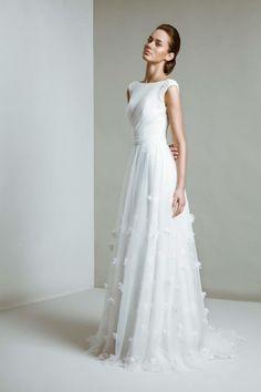 Wedding Dresses: Tony Ward Couture