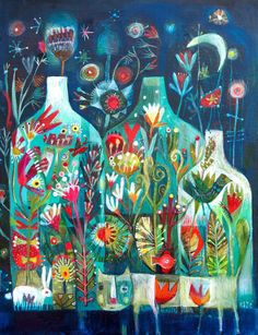 Este MacLeod ~ I just love her colorful work!