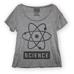 science shirt!