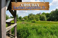 Barbecue public à Chouilly (51)