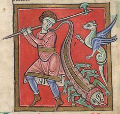 Medieval Bestiary : Scorpion Gallery