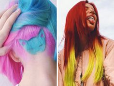 QUIZ: Which Insane Hair Colour Trend Should You Rock In 2017?