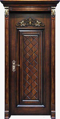 New Room Door Design Modern Wood 25 Ideas Wooden Front Door Design, Wooden Front Doors, Modern Front Door, Wood Doors, Front Entry, Wood Design, Room Door Design, Door Design Interior, Door Gate Design