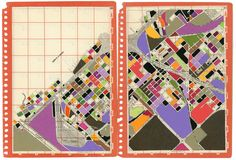 La Matanza, Pitt artist pen, collage s-papel, 2013. Adriana Lugones
