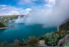 Der Kezenoyam ist ein alpiner See in Tschetschenien und Dagestan auf 1.870 m Höhe