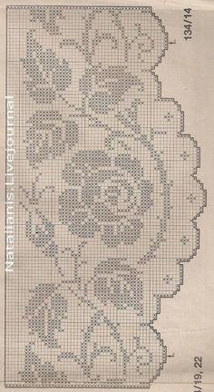 """dantel dantel,Dantel dantel Related posts:Knit Circlet Crown Free Knitting Pattern - knittingShare Knit and Crochet: Crochet Semicircular Shawl,""""olive"""" - knittingKnit Face Mask Free Knitting Pattern and Paid - Knitting Pattern. Crochet Lace Edging, Crochet Borders, Crochet Stitches Patterns, Doily Patterns, Crochet Doilies, Diy Crafts Crochet, Crochet Home, Irish Crochet, Single Crochet"""
