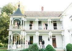 Weddings | Barr Mansion