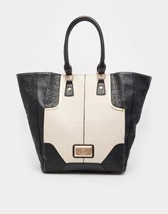 Lipsy Winger Colour Block Tote Bag