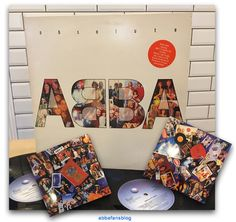 "The latest vinyl I have added to my collection is the double compilation album ""Absolute Abba""... #Abba #Agnetha #Frida #Vinyl http://abbafansblog.blogspot.co.uk/2016/12/collection-update.html"