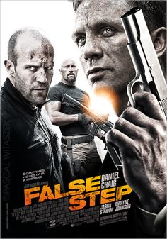 False Step, fake movie poster by Pascal Witaszek Good Movies To Watch, New Movies, Action Movies To Watch, Hollywood Action Movies, Latest Hollywood Movies, Action Movie Poster, Movie Posters