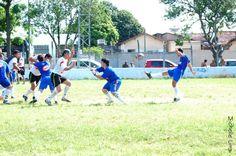 Primeira partida em Taubaté. Fev/2011