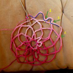 Virka din egen fruktpåse! - Handelsgården Chrochet, Free Pattern, Crochet Necklace, Crafts For Kids, Knitting, Pretty, Jewelry, Threading, Crochet