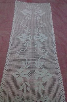 Crochet Doily Patterns, Crochet Doilies, Crochet Flowers, Crochet Table Runner Pattern, Crochet Tablecloth, Crochet Books, Thread Crochet, Crochet Baby, Free Crochet